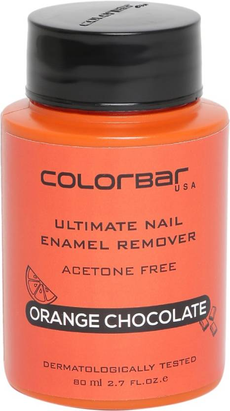 Colorbar Ultimate Nail Enamel Remover Orange Chocolate (80 ml)