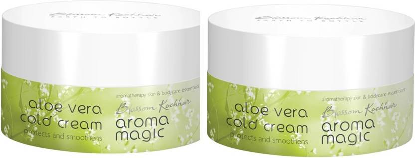 Aroma Magic Aloe Vera Cold Cream (Set of 2) (100 g)