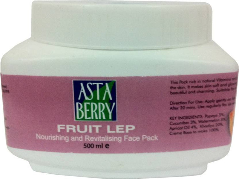 Astaberry Fruit Lep (500 ml)