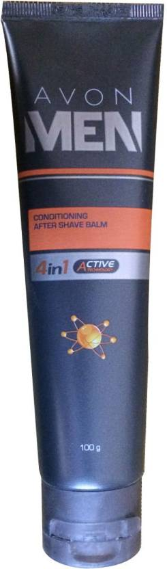 Avon Conditioning After Shave Balm Aftershave Balm (100 g)
