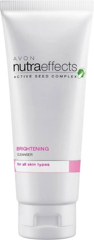 Avon Nutraeffects Brightening Cleanser Face Wash (100 g)
