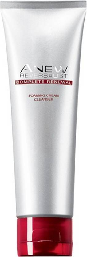 Avon Anew Reversalist Complete Renewal Foaming Cream Cleanser (125 ml)