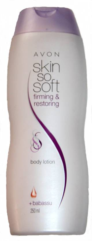Avon Skin So Soft Firming And Restoring Body Lotion (250 ml)