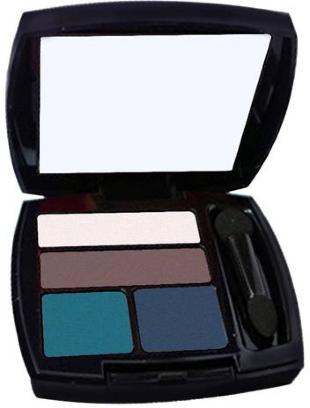 Avon True Color Eyeshadow Quad 5 g (Glow Teal)
