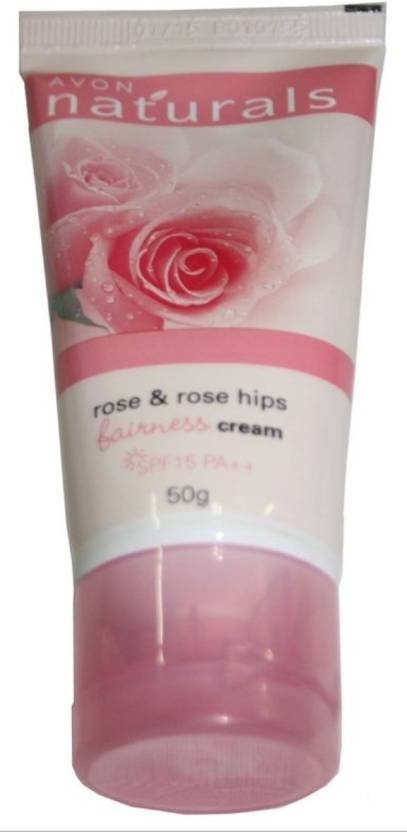 Avon Naturals Rose And Rose Hips Fairness Cream Spf 15 Pa++ (50 g)