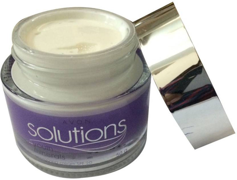 Avon Youth Minerals Energizing Cream SPF 20 (50 g)