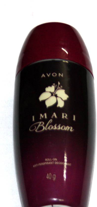 Avon Imari Blossom Roll On Body Spray  -  For Women (40 ml)