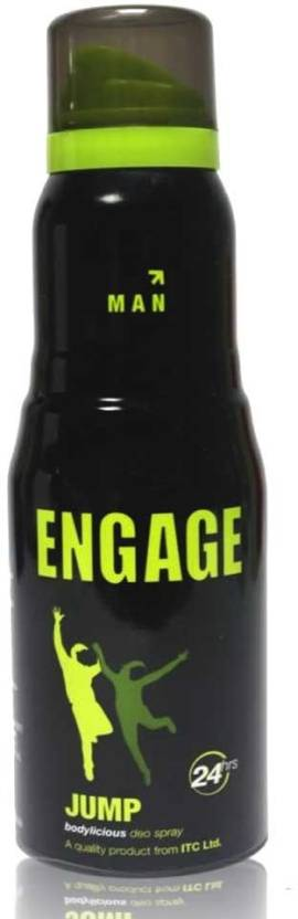 Engage Jump Man Deo Body Spray  -  For Men (150 ml)