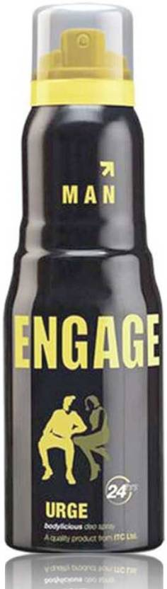 Engage Urge Man Deo Body Spray  -  For Men (150 ml)