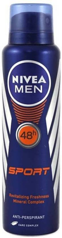 Nivea sport Body Spray  -  For Men (150 ml)
