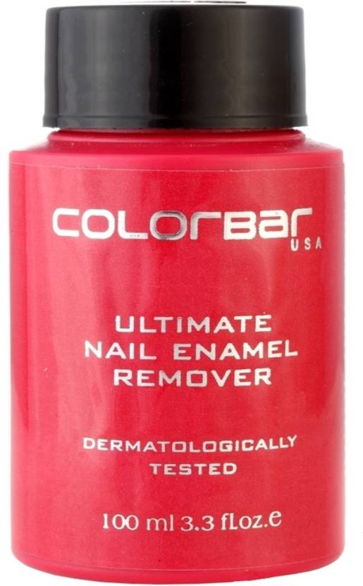Colorbar Ultimate Nail Enamel Remover (100 ml)