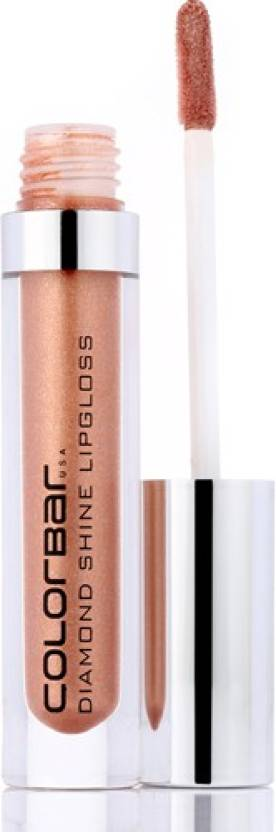 Colorbar Diamond Shine Lip Gloss (3.8 ml, 007 Lucent Brown)