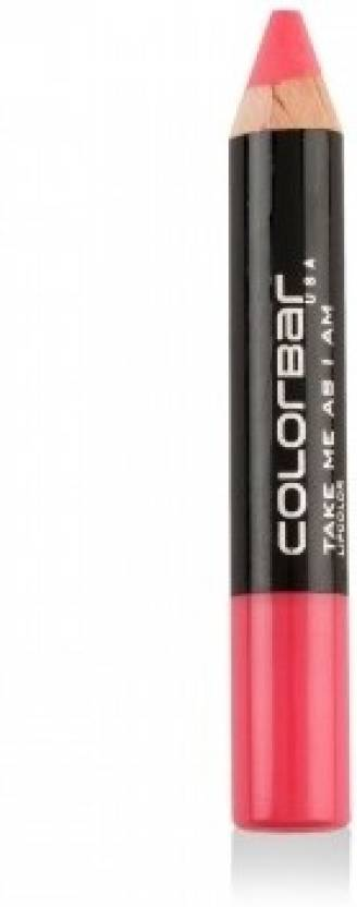 Colorbar Lipcolor - Take me as I am (3.94 g, Flirtatious Pink)