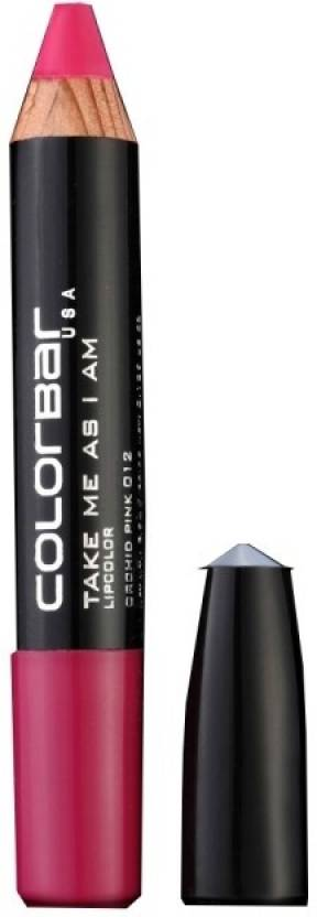 Colorbar Lipcolor - Take me as I am (3.94 g, Orchid Pink)