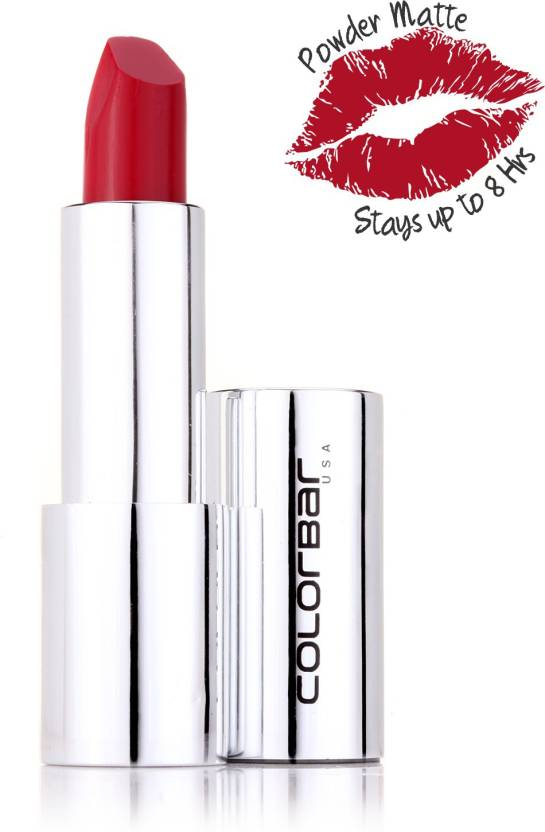 Colorbar Ultimate 8hrs Stay Lipstick (4.2 g, Burn It Down-009)