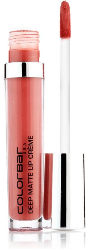 Colorbar Deep Matte Lip Creme (6 ml, Deep earth)