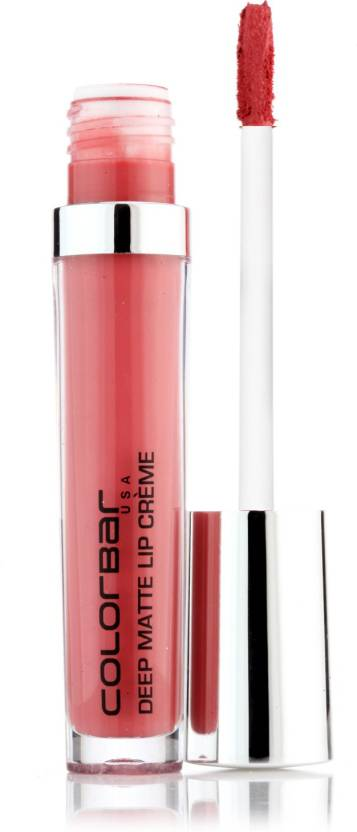 Colorbar Deep Matte Lip Creme (6 ml, Deep Rouge)