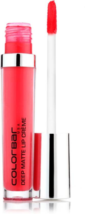 Colorbar Deep Matte Lip Creme (6 ml, Deep Blush)