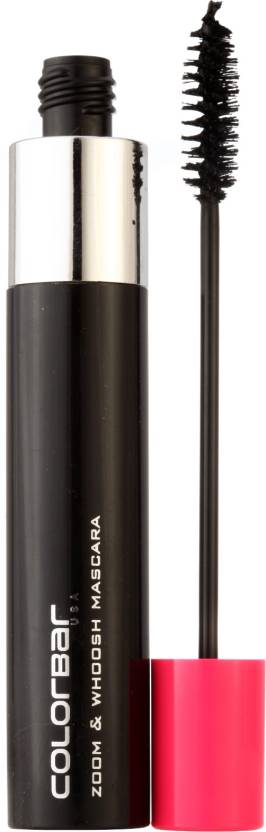 Colorbar Zoom and Whoosh Mascara 9 ml (Black)