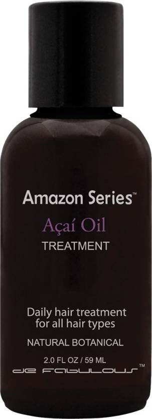 De Fabulous Amazon Series Acai Oil Treatment Hair Oil (59 ml)