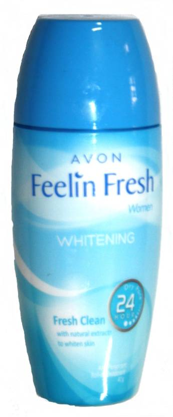 Avon Feelin Fresh Whitening Fresh Clean Deodorant Roll-on  -  For Women (40 g)