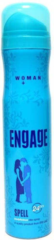 Engage Women spell Deodorant Spray  -  For Women (150 ml)