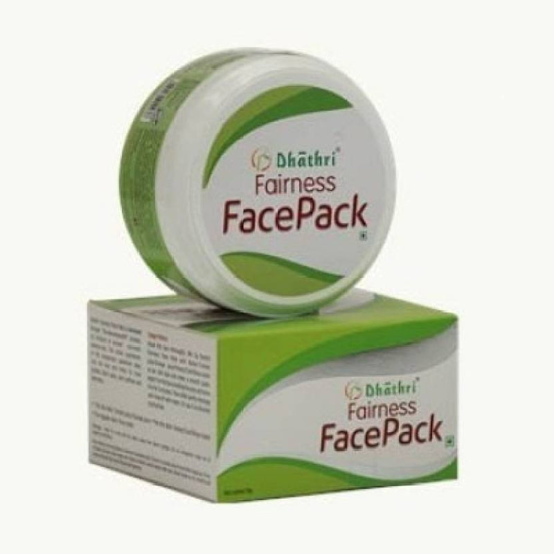 Dhathri Fairness Face Pack (50 g)