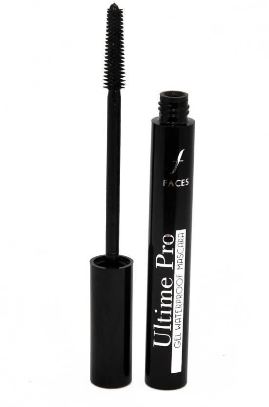 Faces Ultime Pro Gel Water Proof Mascara 1.5 ml (Black)