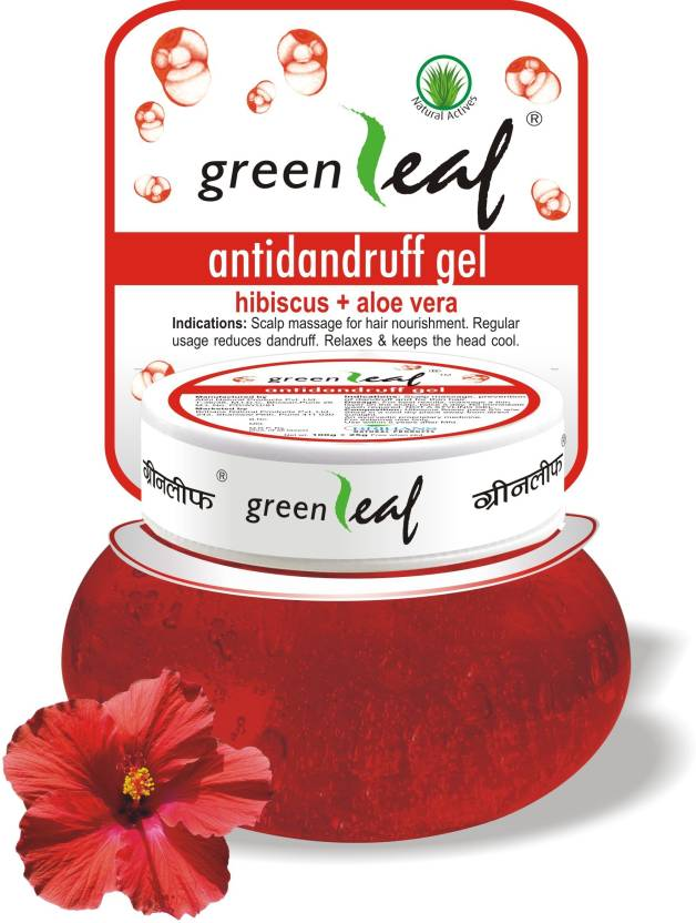 Green Leaf Anti dandruff Gel (500 g)