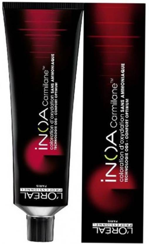 L'Oreal Paris Inoa Hair Color C6.66 Dark Deep Red Blonde Hair Color (C6.66 Dark Deep Red Blonde)