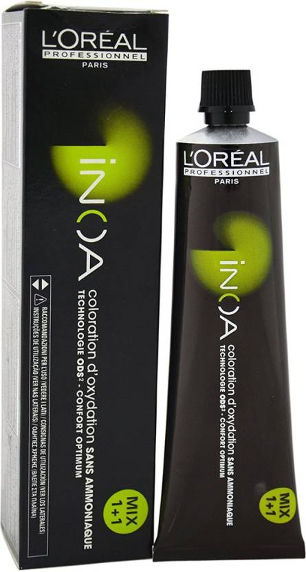 L'Oreal Inoa Hair Color (8.3 Light Golden Blonde)