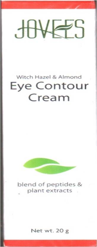 Jovees Eye Contour Cream with Hazel & Almond (20 g)