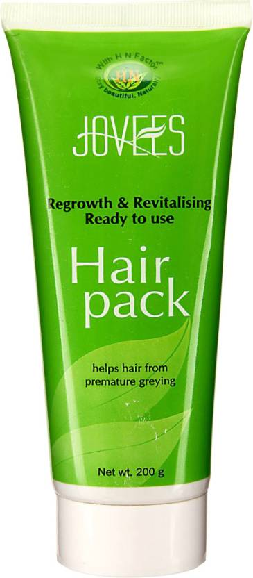 Jovees Regrowth & Revitalising Hair Pack (200 g)