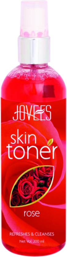 Jovees Rose Skin Toner (200 ml)