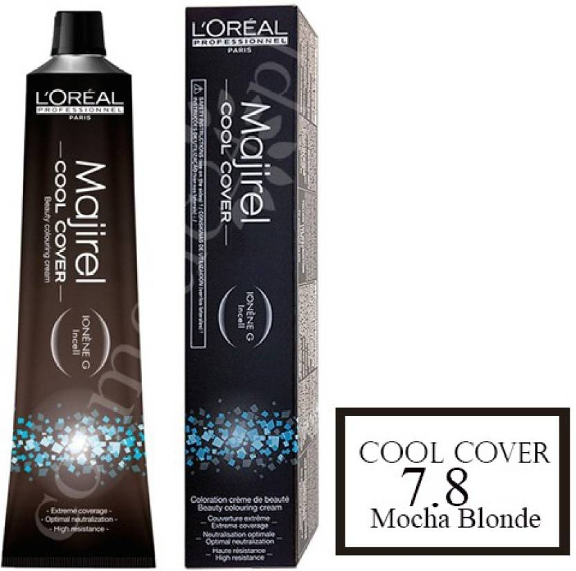 L'Oreal Paris Cool Cover  Hair Color (7.8 Mocha Blonde)