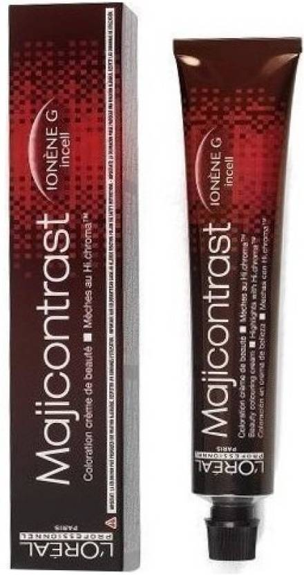 L'Oreal Paris Majicontrast Hair Color (Red)
