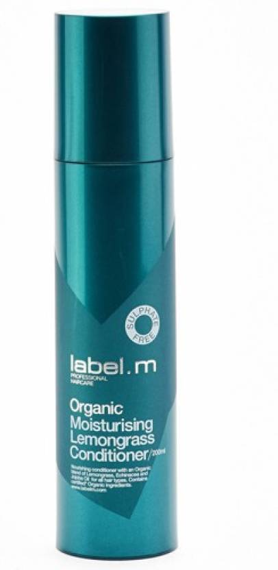 Label.m Moisturising Lemongrass Conditioner (200 ml)