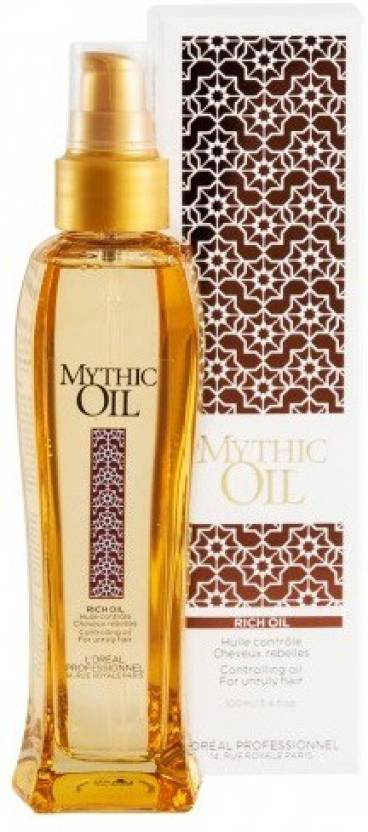 L'Oreal Paris Professionnel Mythic Oil Rich Oil New Hair Oil (100 ml)