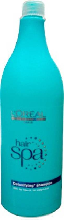 L'Oreal Paris Hair Spa Detoxifying Shampoo (1500 ml)