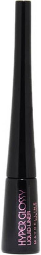 Maybelline Hyper Glossy Liquid Liner 3 gm (Black)