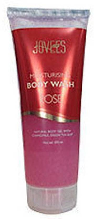 Jovees Moisturising Body Wash Rose (200 ml)
