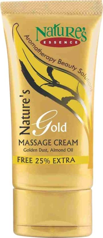 Nature's Gold Massage Cream (50 g)
