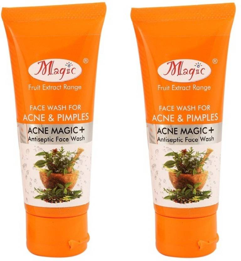 Nature's Essence Acne Magic Antiseptic Face Wash (120 ml)