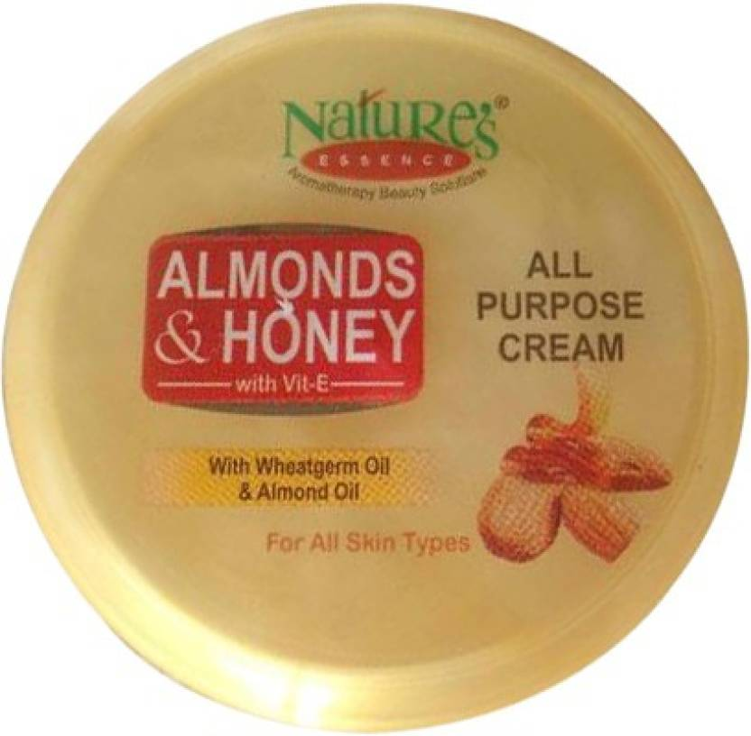 Nature's Essence Almonds & Honey all Purpose Cream (400 g)