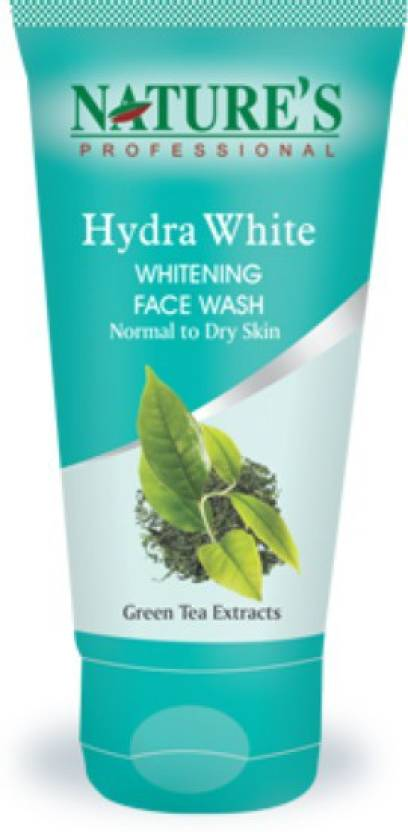 Nature's Professional natural hydra white Face Wash (120 ml)