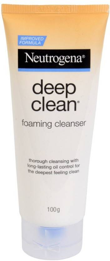 Deep Clean Foaming Cleanser (100 g)