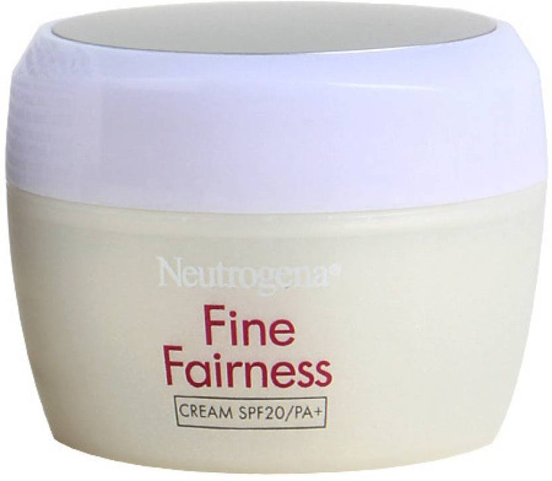 Neutrogena Fine Fairness Cream SPF 20 (50 g)