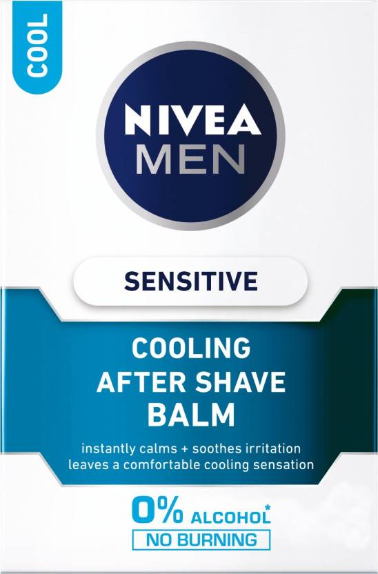 Nivea Men Sensitive Cooling After Shave Balm (100 ml)