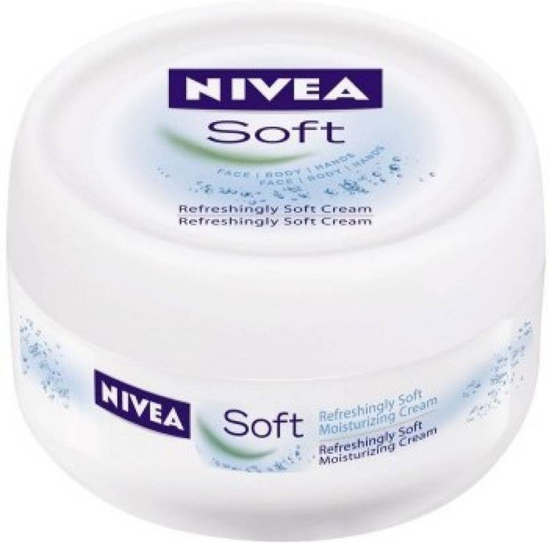 Nivea Soft Light Moisturising Cream (200 ml)