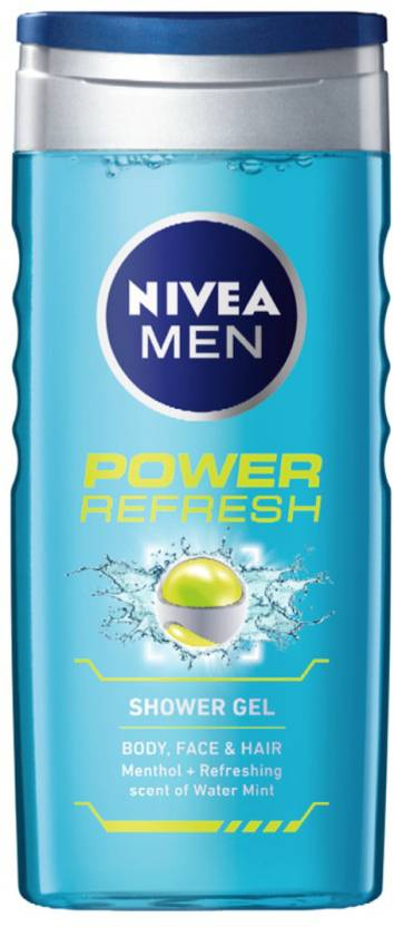 Nivea Power Refresh Shower Gel (250 ml)